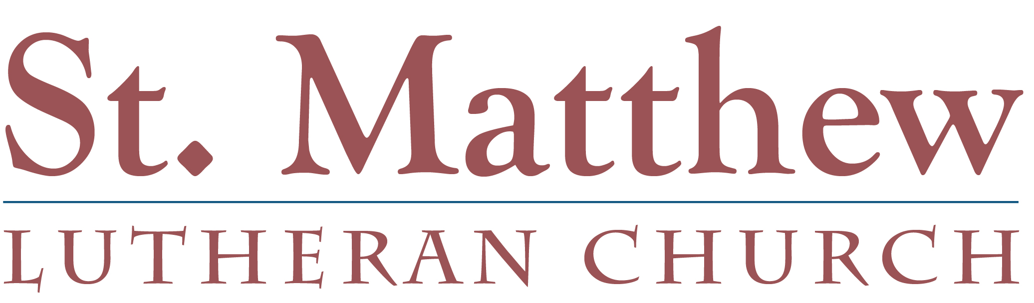 St. Matthew Name